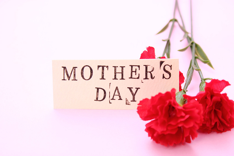 5月13にちは母の日