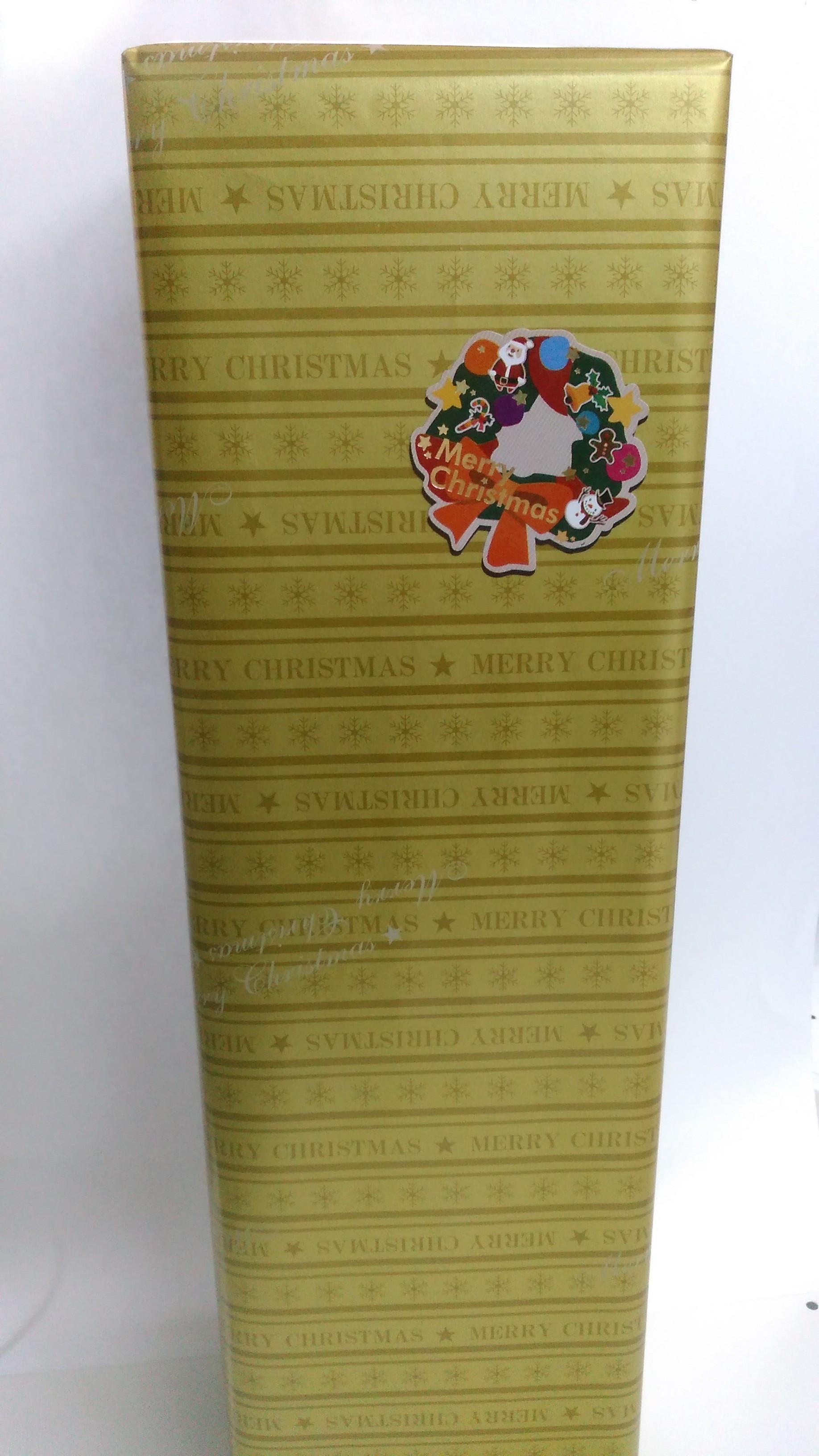 クリスマスラッピング 箱