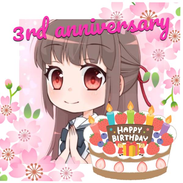キャラクターのお誕生日