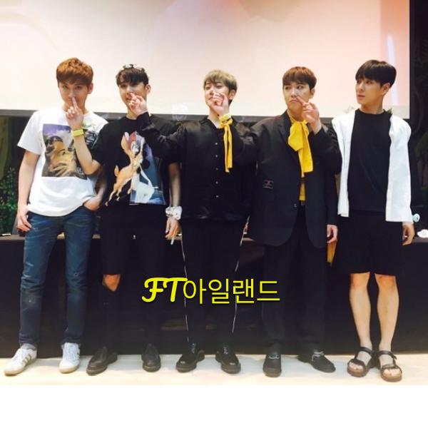 韓国のアイドルグループのラベル