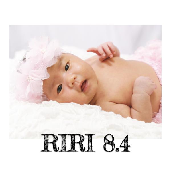生まれたての赤ちゃんのお写真