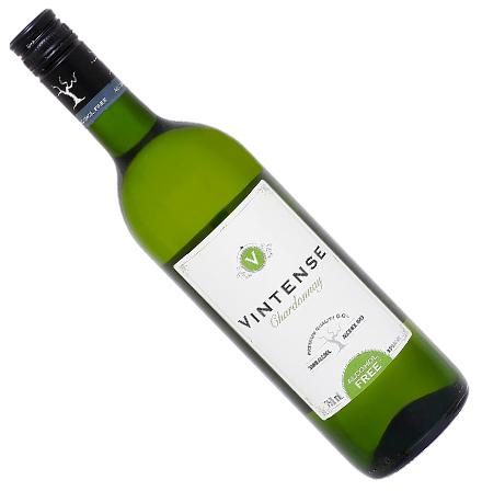 白 ノンアルコールワイン ヴィンテンス シャルドネ 白